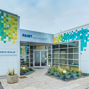 Visite virtuelle photo centre de formation peinture akzonobel vignette